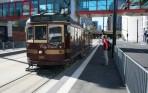 Irma tram melbourne